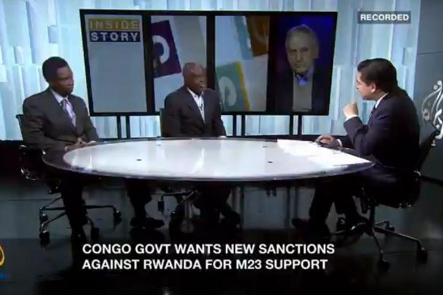 When mainstream media becomes Congo's new battle field