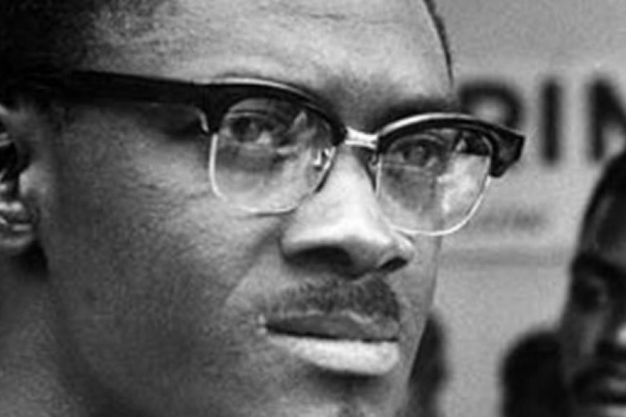 Patrice Lumumba ou l'honneur de mourir debout