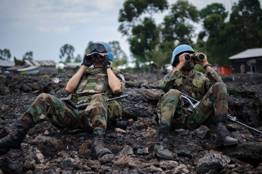 La crédibilité de l'ONU dans le Congo de Lumumba [1]