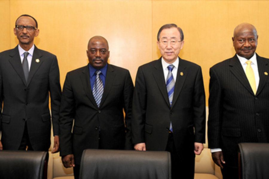 Dialogue national, Kampala, aide UE: Pourquoi la guerre continue