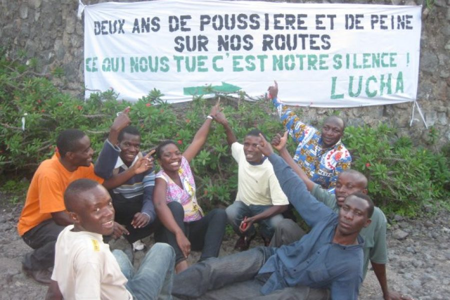 Goma: LUCHA dépose une plainte contre le groupe mobile d'intervention