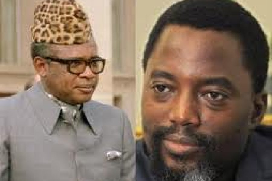 Mobutu Sese Seko, Joseph Kabila et la date du 16 février