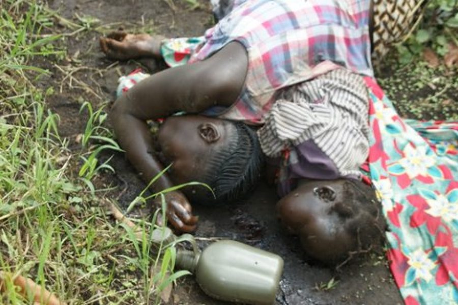 Pourquoi et comment les congolais sont exterminés chaque jour