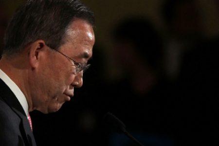 Genève : Des congolais interpellent Ban Ki-Moon et l'ONU