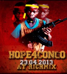 Hope4Congo2013