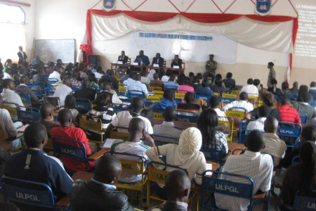 «Une heure pour ma patrie»: Chaque mercredi à Goma