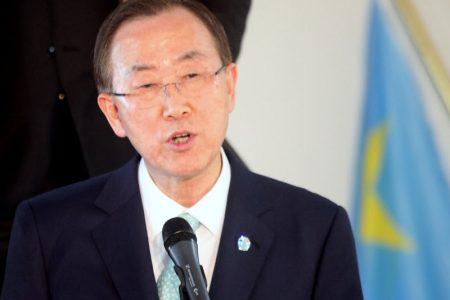 Lettre ouverte des forces-vives de la Société Civile du Nord-Kivu à Ban Ki Moon