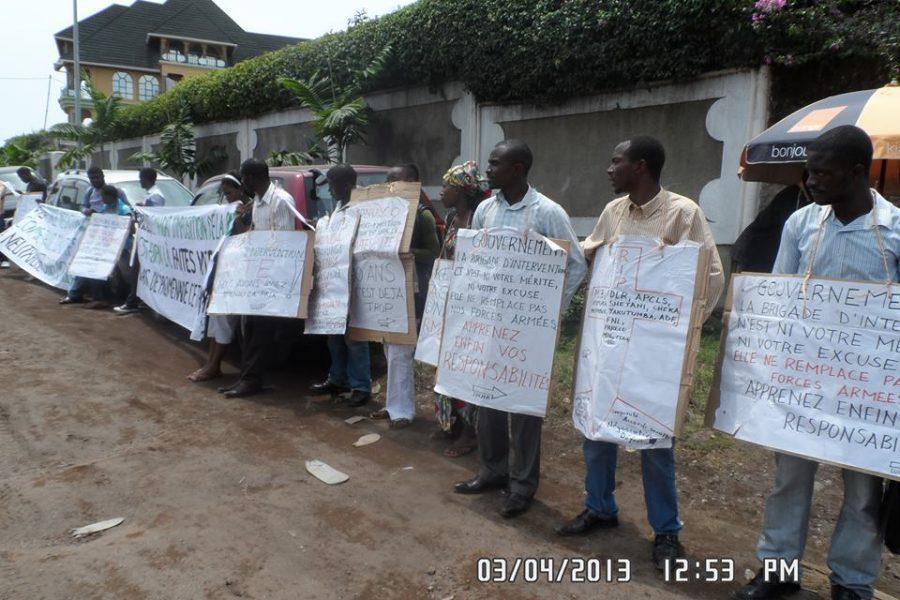 La Lucha et la société civile de Goma interpellent Ban Ki Moon