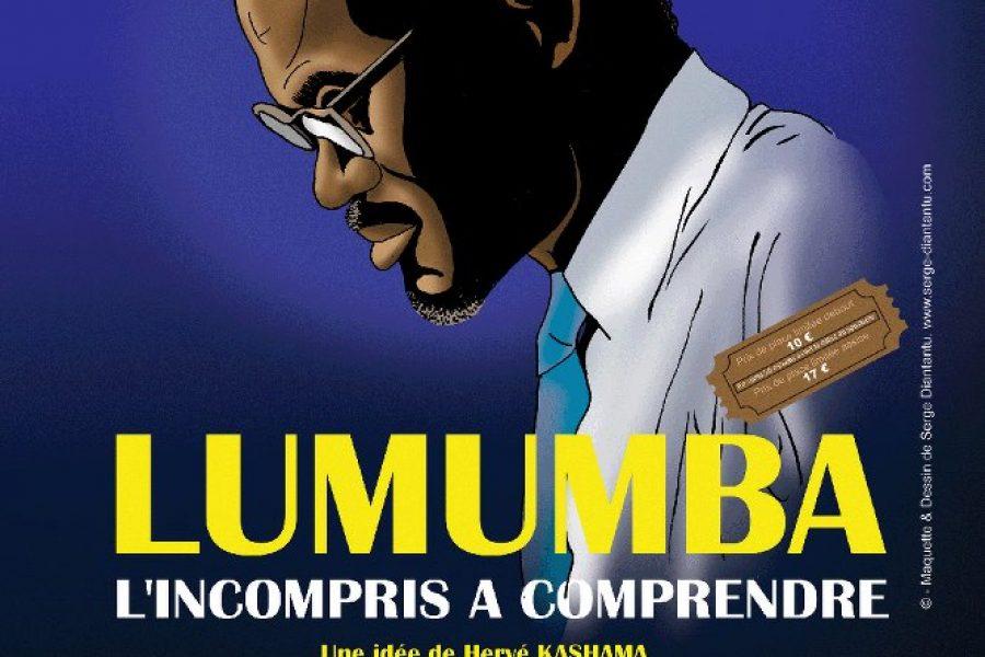 «Lumumba, l'incompris à comprendre» – Le 29 juin 2013 à Paris