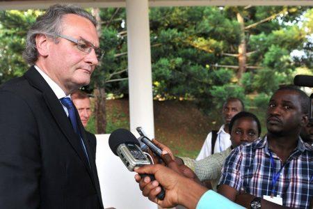 Les propos du Ministre Labille au Rwanda ou la énième manœuvre belge contre les Congolais