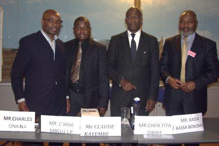 53 ans de la RD Congo à Bruxelles, parole à Charles Onana, Kassa Kassa, Cheik Fita, Abbé Mbelu