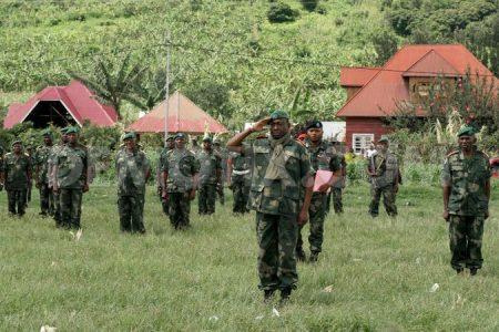 Qui sont les Généraux d'Armée Didier Etumba et François Olenga ?