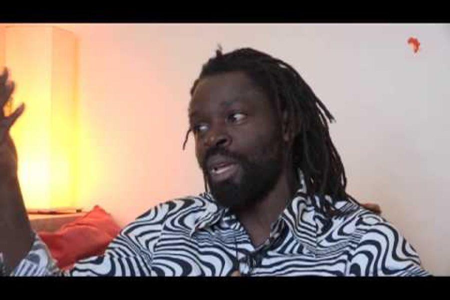 Freddy Tsimba, un artiste congolais en temps de guerre