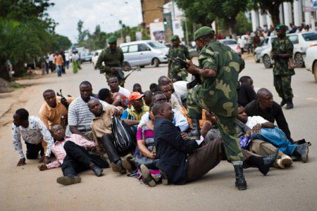 Soirée-Débat : L'Etat de droit et Les Armées au Congo – Bruxelles, le 31 octobre 2013