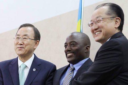 Plan Marshall, Banque Mondiale et la RDC. Aller aux questions de fond