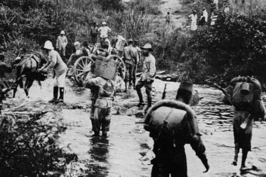 Le Congo, la Belgique et la Grande guerre 1914-1918