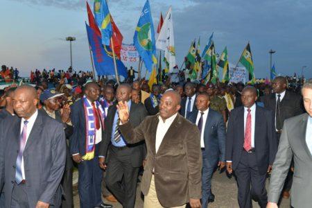 Des «kuluna-non -cravatés» tués à Kinshasa