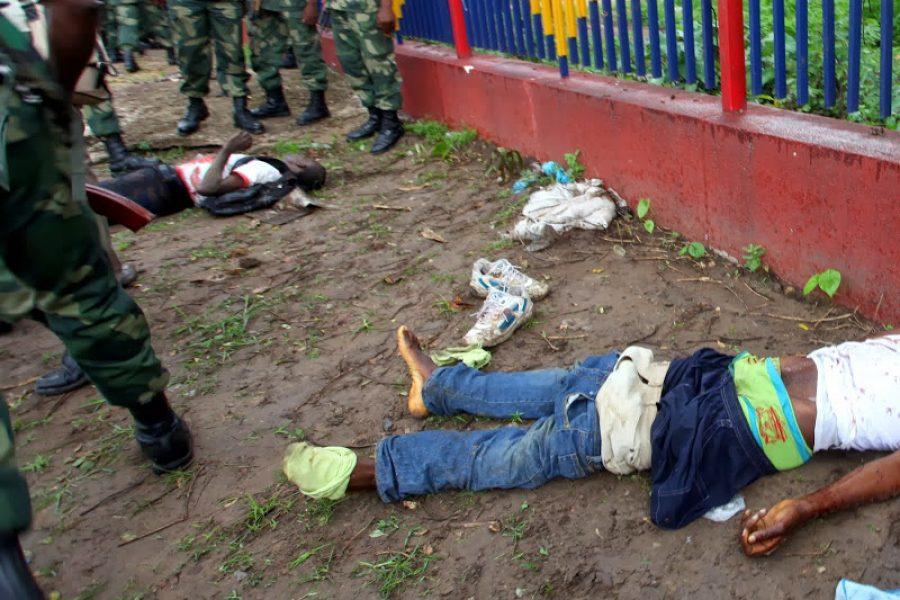 Lundi 30 décembre 2013, terreur à Kinshasa: 3 options pour comprendre tout l'enjeu