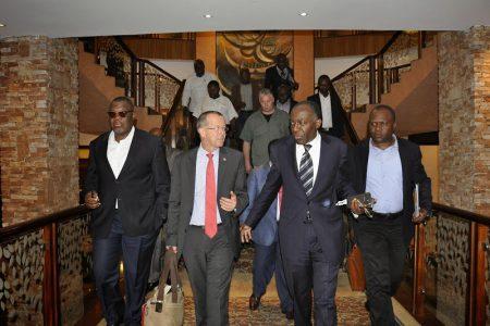 La RD Congo, Faustin Kayumba, Raymond Tshibanda  et le M23