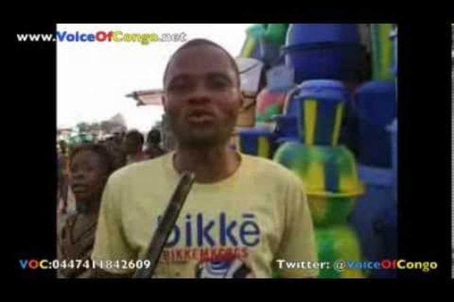 Zéro: Les congolais jugent le bilan 2013 du gouvernement de Matata et Kabila (en lingala)