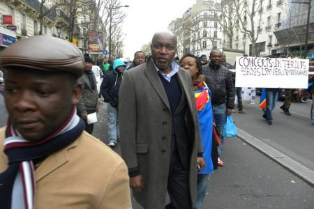 Arrêté de la prefecture de Paris sur l'annulation du Concert de JB Mpiana