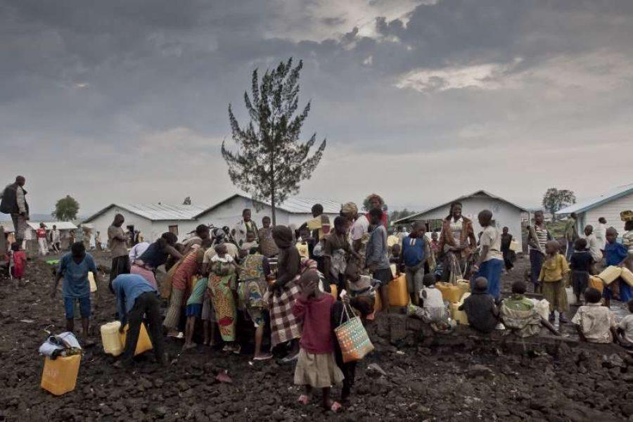 Goma, RDC: Vivre près d'un grand lac et mourir de soif