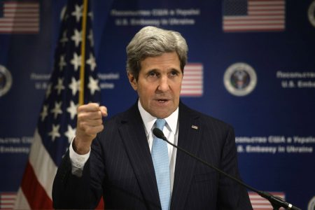 John Kerry  en République Démocratique du Congo pour rire !