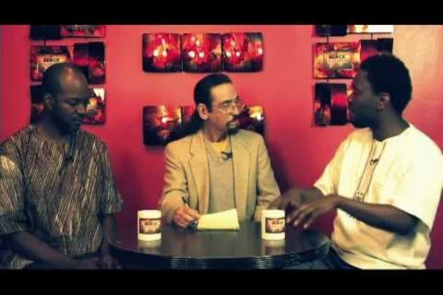 Kambale Musavuli on the Genocide in Congo & the US (Black) Leadership