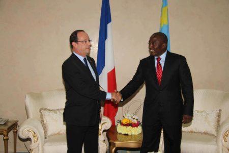 Joseph Kabila ira à l'Elysée après Kadhafi