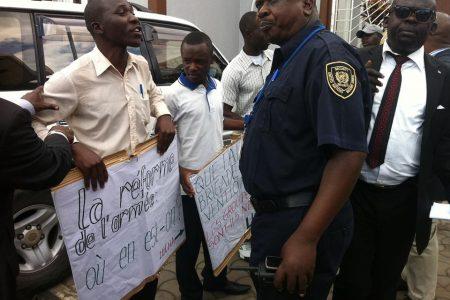 Manifestation à l'occasion de la 7ème session du Comité d'Appui Technique de l'Accord-cadre à Goma