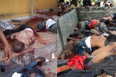 Massacres du 30 décembre 2013 – Le rapport de la ligue des électeurs