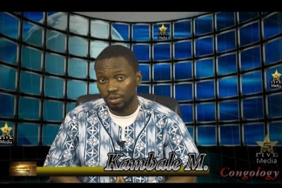 Congologie #1 – Présenté par Kambale Musavuli