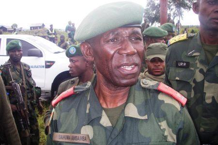 Décès du général Lucien Bahuma Ambamba