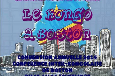 Conférence inter-Kongolaise de Boston, USA – Du 12 au 14 septembre 2014
