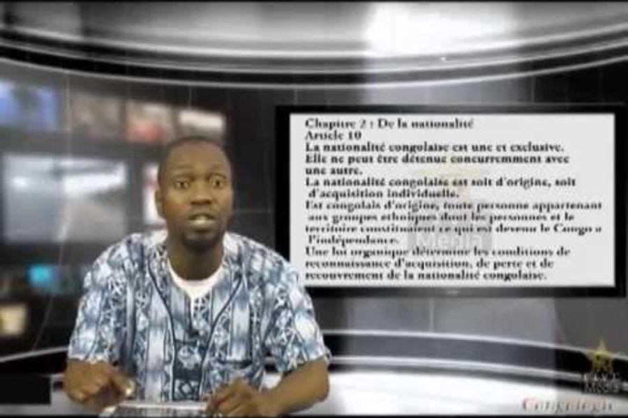 Qui est congolais ?