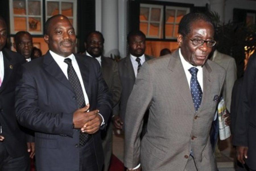 Et si Joseph Kabila pactisait avec Mugabe pour résister à Obama?