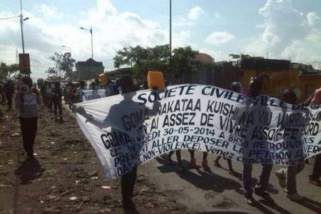 Africa Reconciled: Message aux jeunes de la RDC