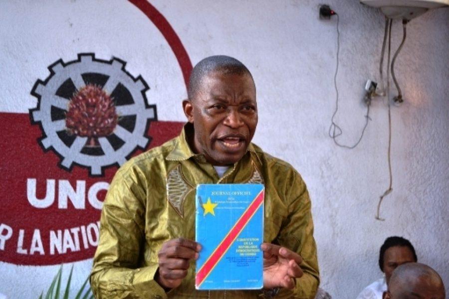 Conférence avec le Pr André Mbata Mangu  – Découpage territorial en RDC – 28 mai 2015 à Louvain la Neuve