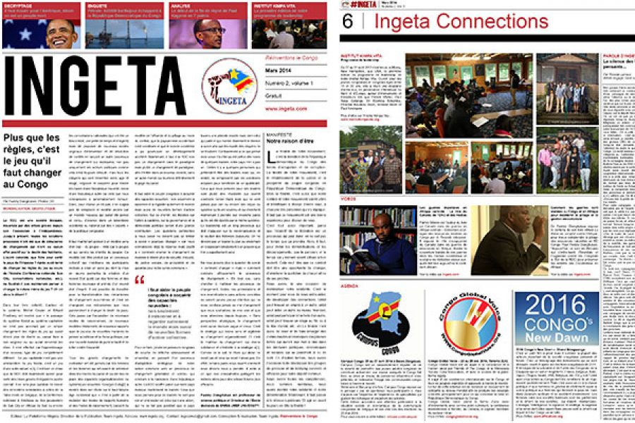 Ingeta Journal #2