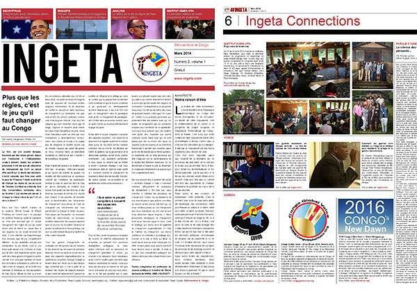 Ingeta Journal #2