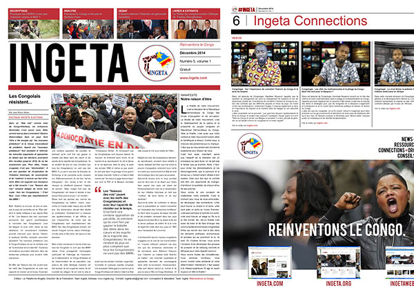 Ingeta Journal #5