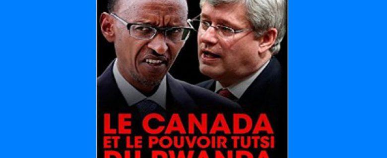 Le Canada et le pouvoir tutsi du Rwanda