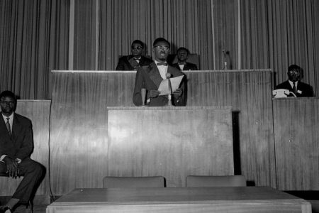 30 juin 1960 – Le texte original du discours de Patrice Emery Lumumba