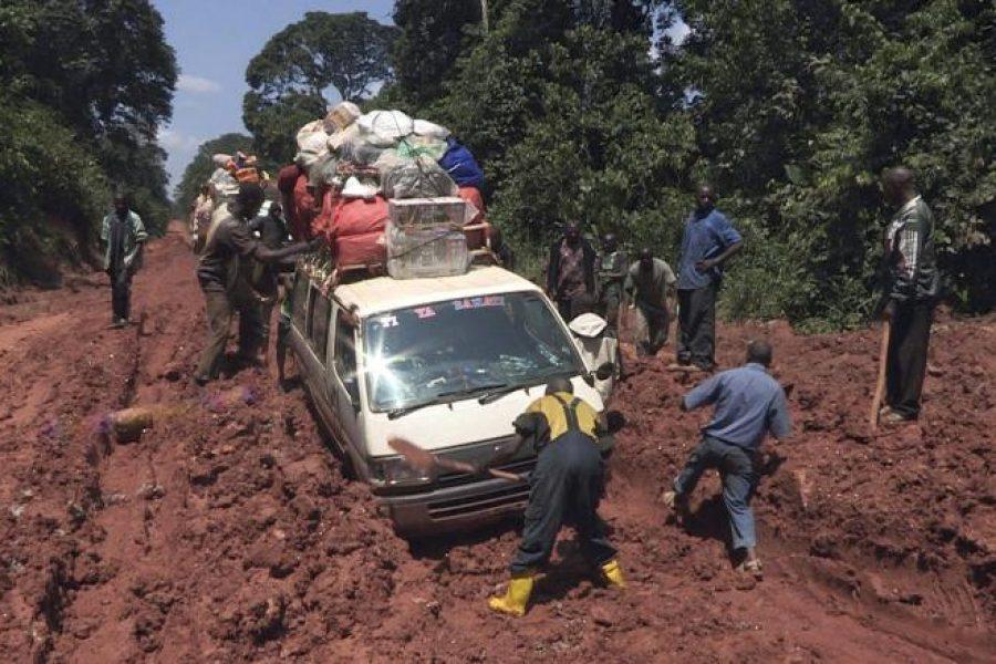 Les routes de l'impossible – Congo, le dernier train du Katanga