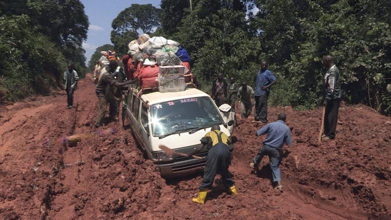 Routes-Congo-Katanga