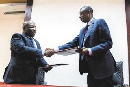 «Le Ministre de la défense congolaise» dit : «Kagame est un homme providentiel». Un Congolais révisionniste de l'histoire
