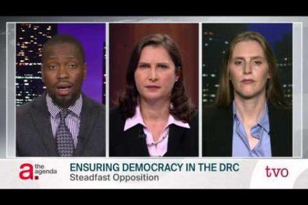 «Assurer la démocratie au Congo» – Kambale Musavuli sur TVO au Canada