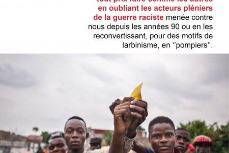 Comprendre la guerre et ses enjeux au Congo, part. 12