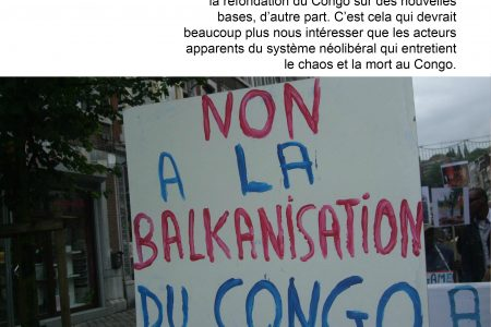 Comprendre la guerre et ses enjeux au Congo, Part. 4
