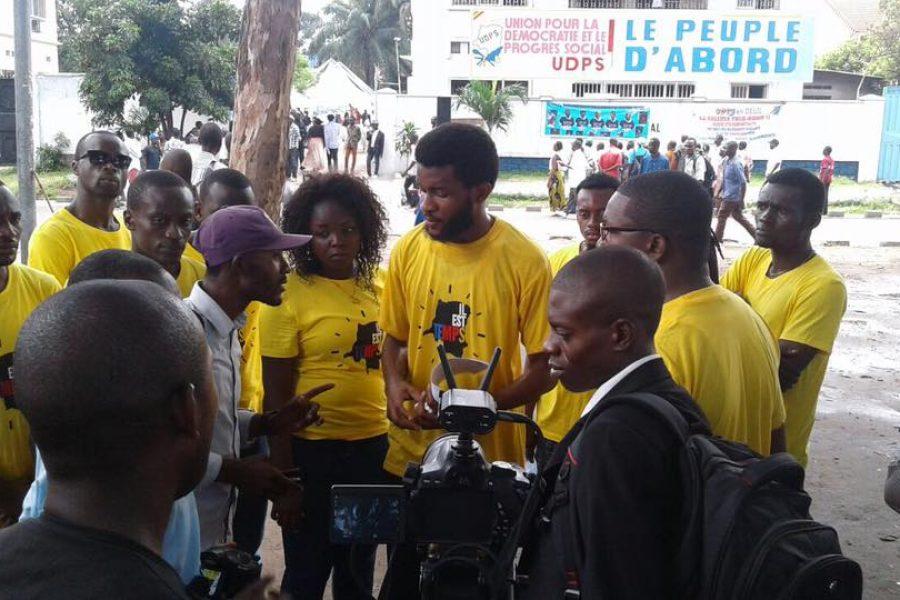 La jeunesse congolaise cherche à tracer une nouvelle voie au coeur de l'Afrique
